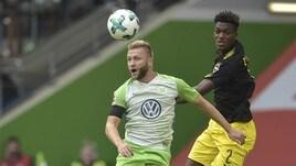 Maglia Home Borussia Dortmund Dan-Axel Zagadou