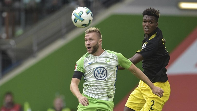 Seconda Maglia Borussia Dortmund Dan-Axel Zagadou