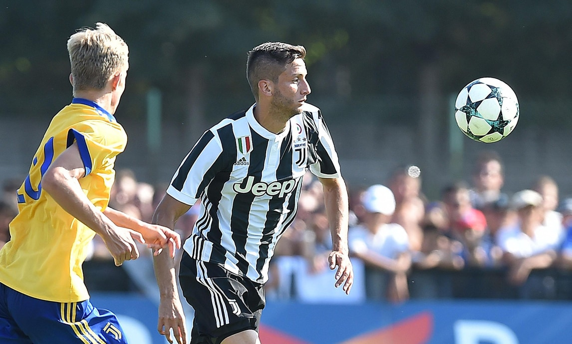 Rodrigo Bentancur: ''I have already improved since I joined Juventus. I have gained 5 kilos.''