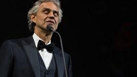 Andrea Bocelli live al Colosseo per Celebrity Fight Night