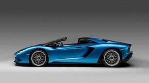 Lamborghini Aventador S Roadster, foto