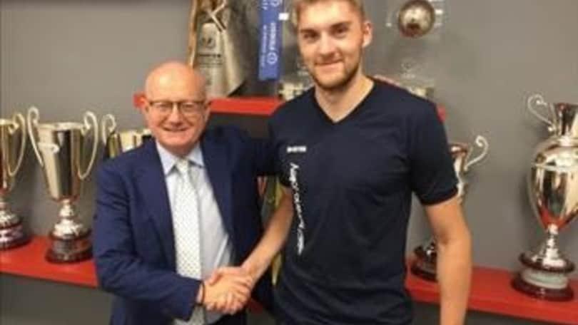 Volley: Superlega, Trento punta sul talento del giovane Teppan