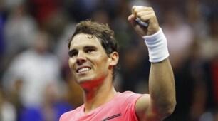 Us Open, Nadal vola in semifinale: Rublev racimola solo 5 game