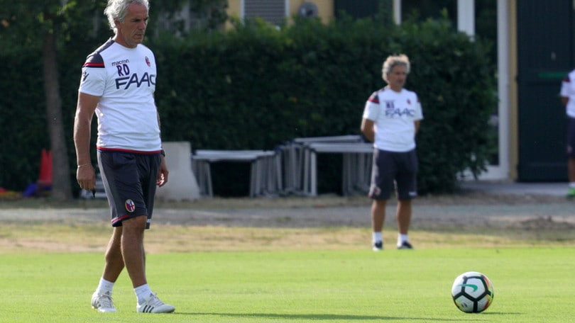 Serie A Bologna, il portiere Pantemis si allenerà a Casteldebole