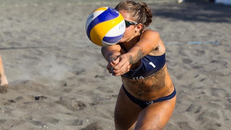 Beach Volley: buon inizio degli azzurri agli Europei U.20