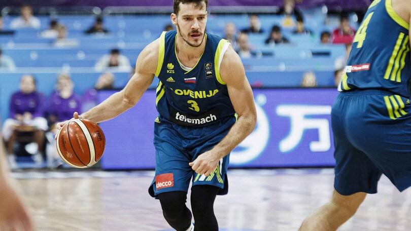 Eurobasket 2017, successi pesanti per Slovenia, Grecia e Lituania