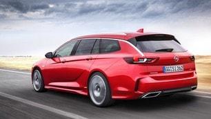 Opel Insignia GSi Sports Tourer: foto