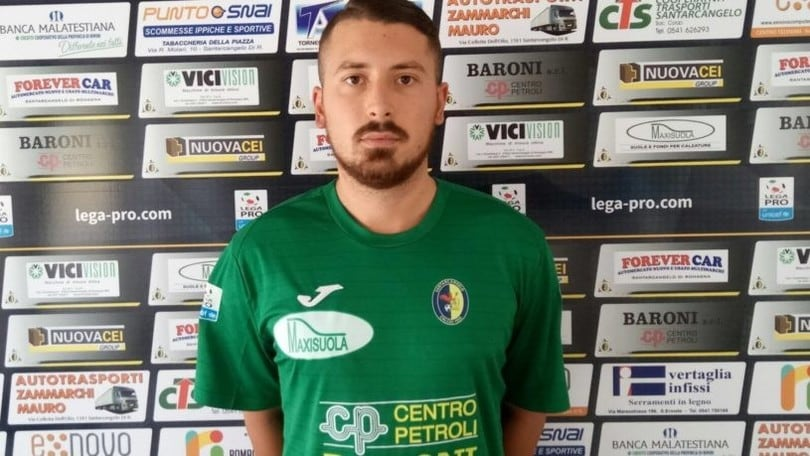 Calciomercato Santarcangelo, ufficiale: firma Addario