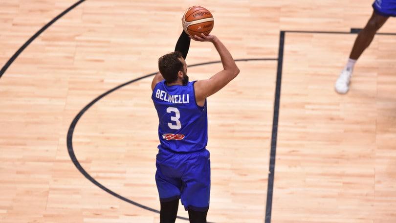 Basket, Europei: Italia avanti contro la Finlandia