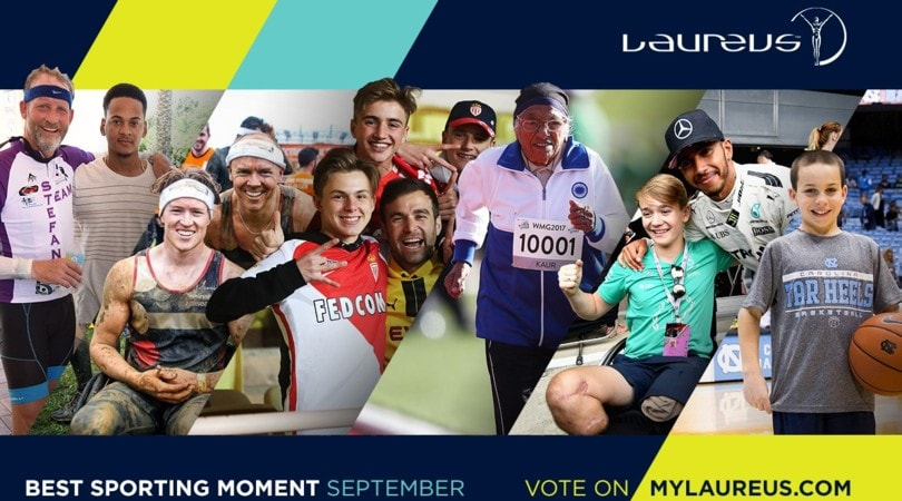 Laureus Best Sporting Moment of the Year: Kimi vince ad agosto!