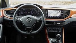 Volkswagen Polo: le foto della sesta generazione