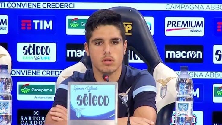 Maglia Home Lazio BRUNO JORDAO