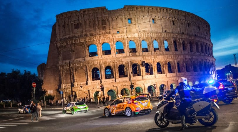 Rally Roma Capitale, la V edizione al via