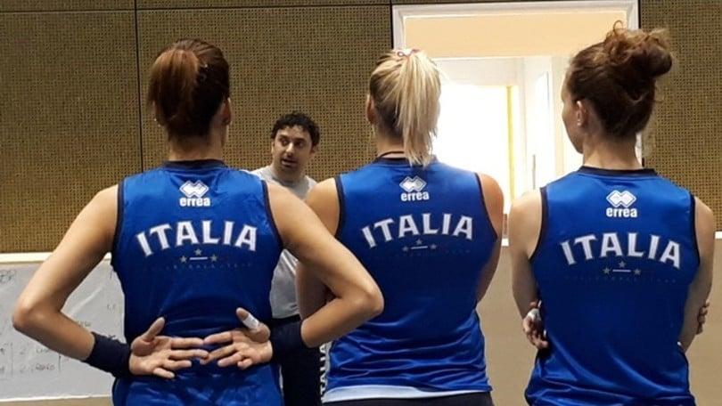Volley: Europei, Mazzanti spiega le scelte