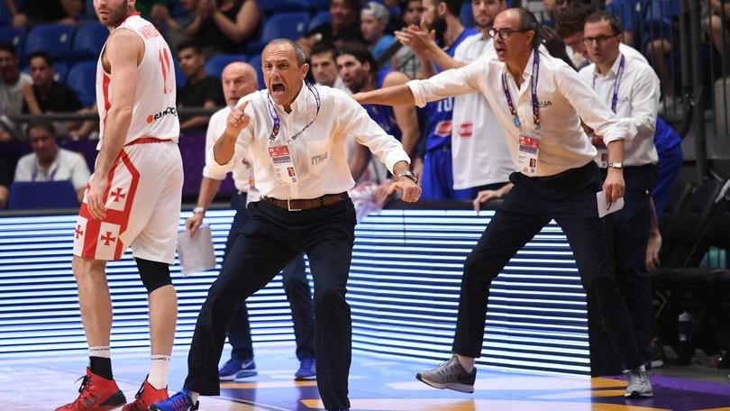 Eurobasket 2017, Messina: