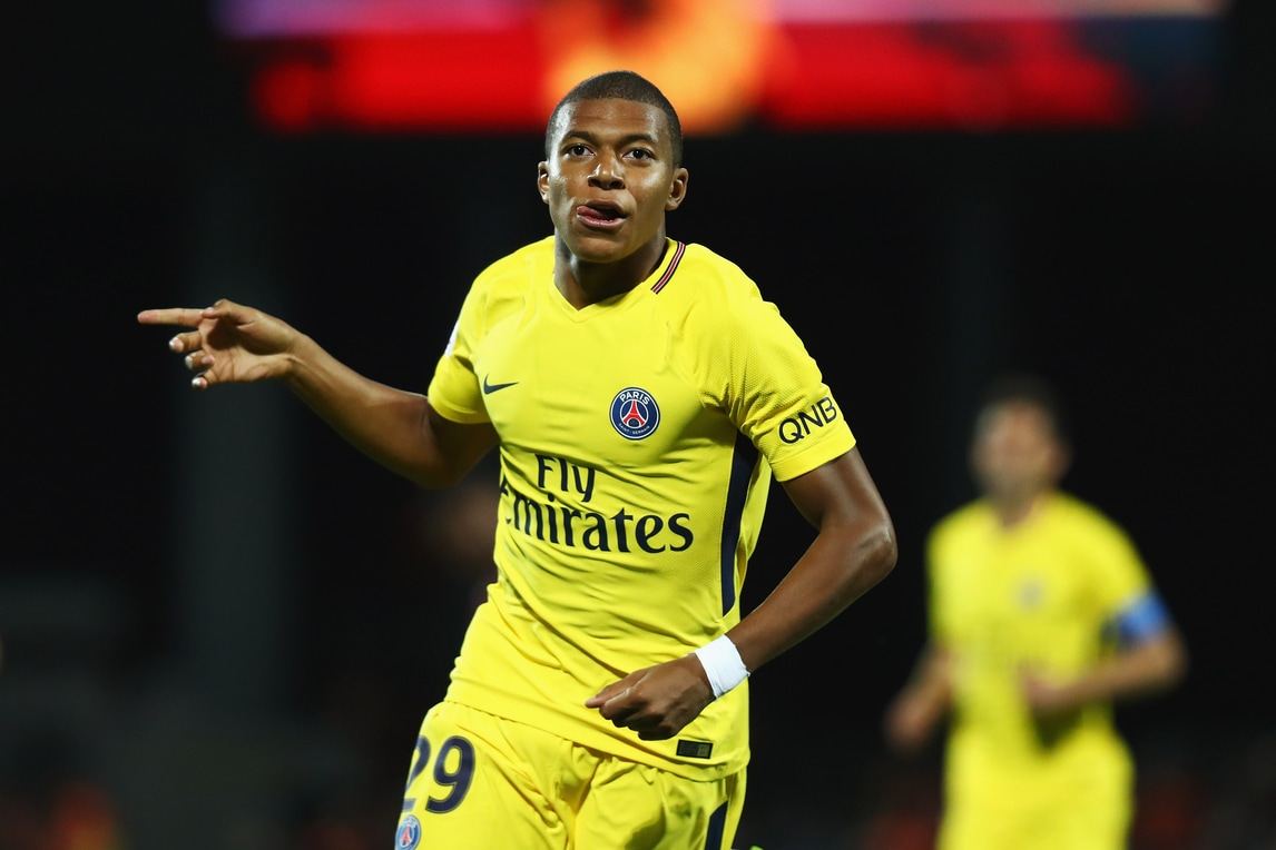 Psg, Mbappé in gol all'esordio