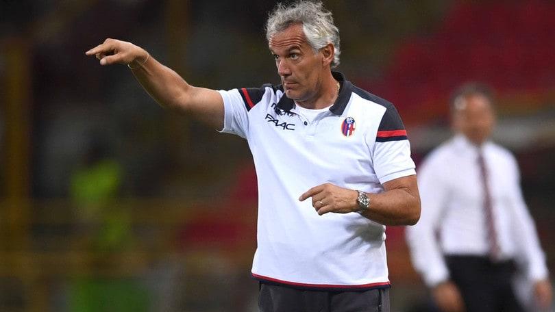 Serie A Bologna, Donadoni: «Napoli, vogliamo riscattare il 7-1»