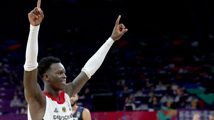 Eurobasket 2017, Slovenia a valanga. Sorpresa Germania