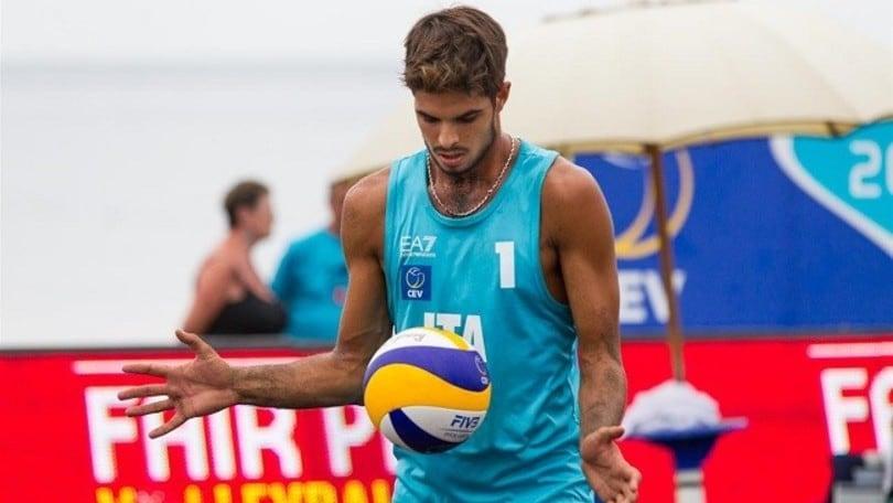 Beach Volley: Europei U.20, tutte avanti le coppie italiane