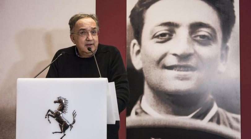 70 anni Ferrari, Marchionne: «Per realizzare i propri sogni bisogna rischiare»
