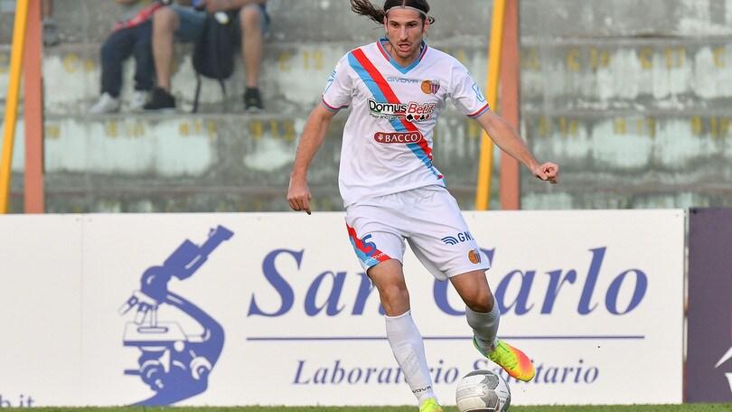 Serie C Catania-Lecce 3-0. In gol Biagianti, Marchese e Russotto