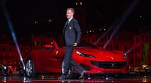 Ferrari Portofino, debutto con Vettel: foto