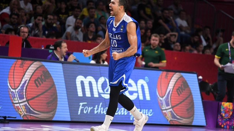 Eurobasket 2017, la Grecia vola ai quarti nel segno di Sloukas