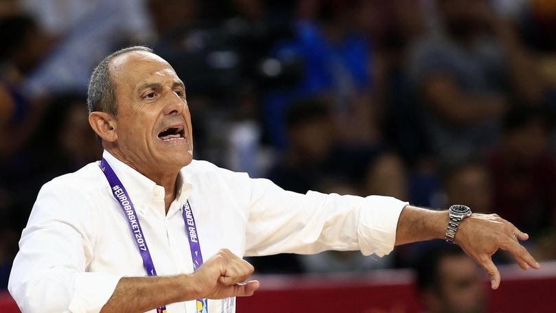 EuroBasket 2017, Messina: «Non dobbiamo fare come la Juventus»