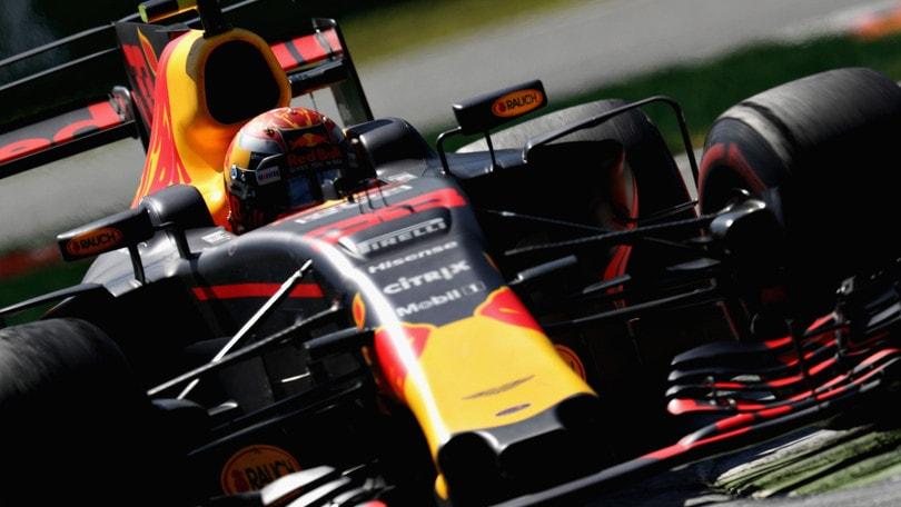 F1, Verstappen: «A Singapore per il podio»