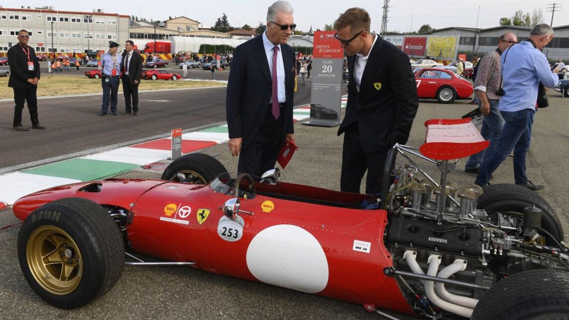70 anni Ferrari, asta milionaria a Fiorano