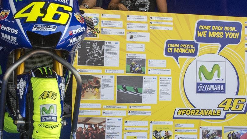 MotoGp, Jarvis: «Quattro candidati per sostituire Rossi»