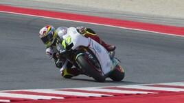 Moto2, a San Marino vince Aegerter
