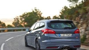 Ford Focus Wagon ST3: foto