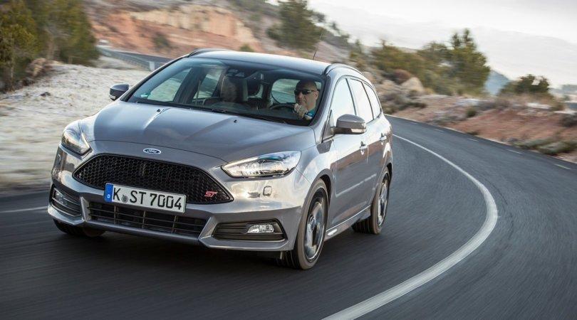 Ford Focus ST3 Wagon, sportività in famiglia: prova su strada