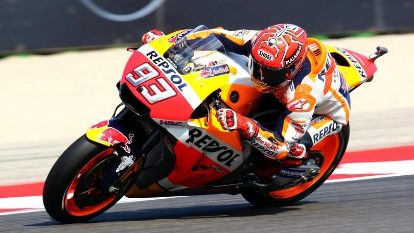 MotoGp San Marino, Marquez: «Una vittoria che fa la differenza»