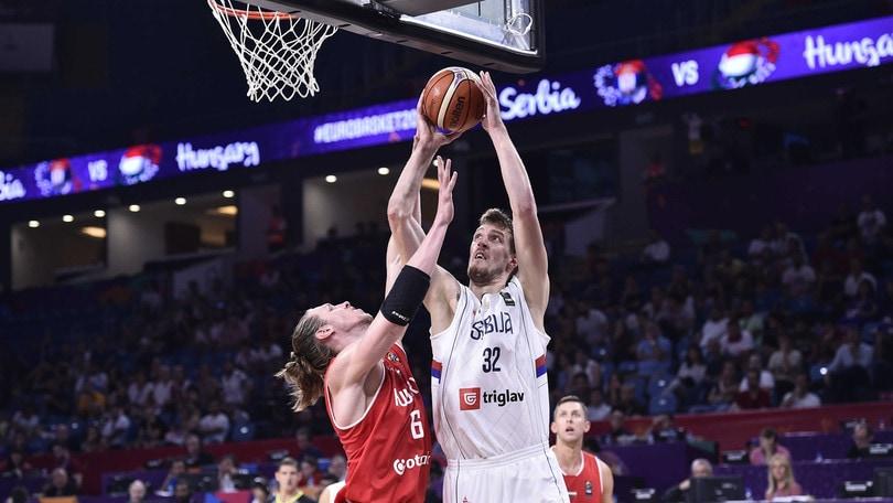 Eurobasket 2017, ai quarti sarà Italia-Serbia