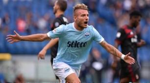 Serie A, Lazio-Milan 4-1: è Immobile show