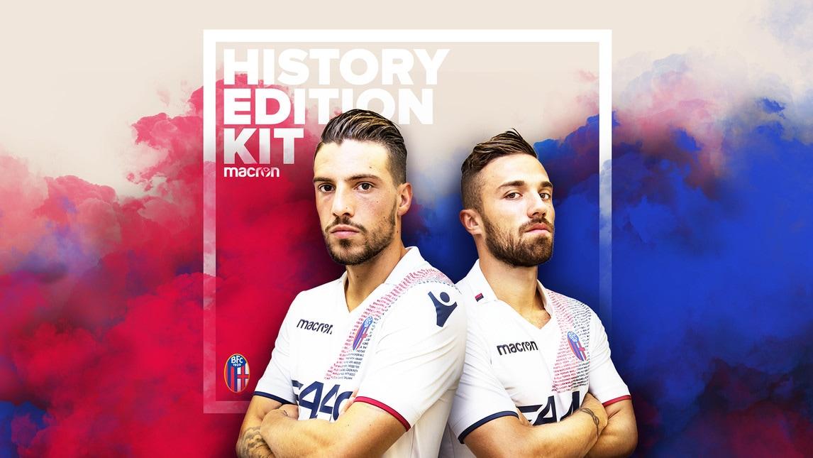 <p>La squadra di Donadoni ha indossato per la prima volta la nuova maglia da trasferta, con il nome dei 100 giocatori pi&ugrave; presenti</p>  <p>&nbsp;</p>