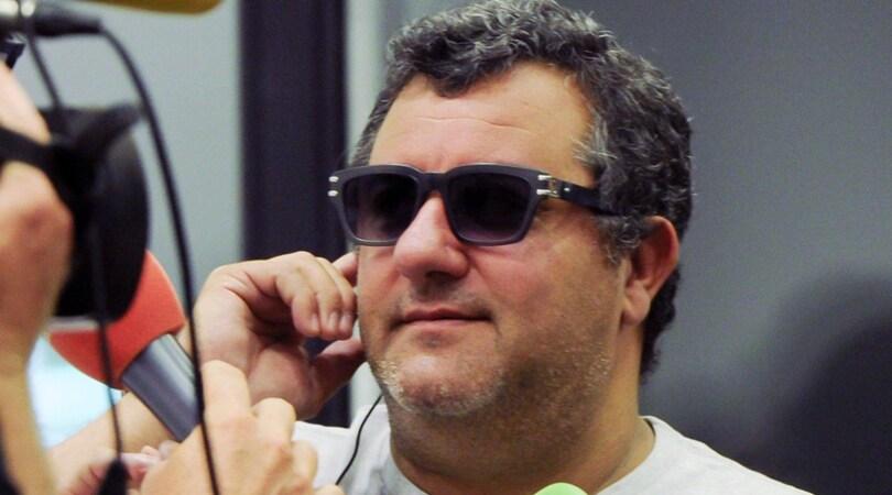 Raiola attacca il Milan: «Non credo nel loro progetto»