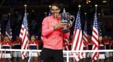 Us Open, trionfo di Nadal: spazzato via in finale Anderson