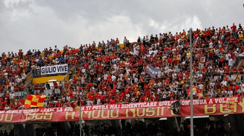 Serie A, Benevento-Roma anticipata di mezz'ora