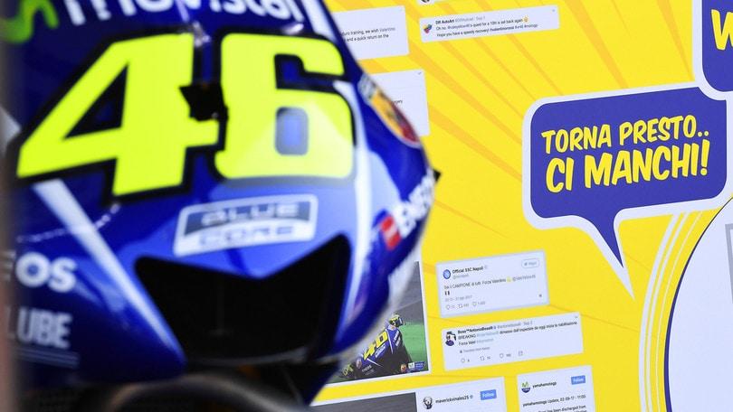 MotoGp: Rossi salta anche Motegi. E ad Aragon ci sarà Van Der Mark