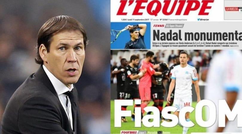 Marsiglia, Garcia è già sotto pressione: i tifosi chiedono le dimissioni