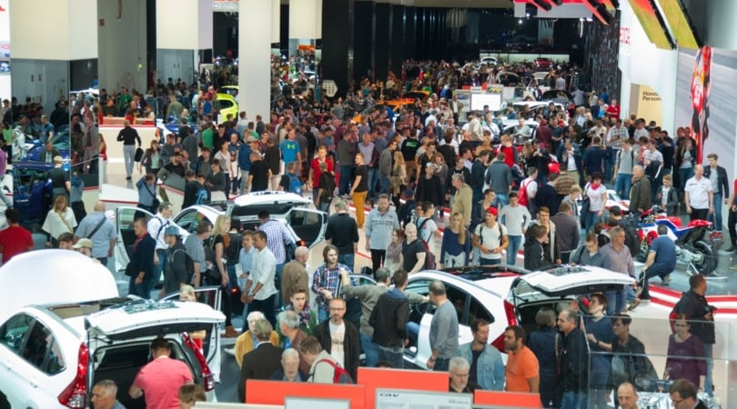 Francoforte 2017, il Salone dell'auto che cambia