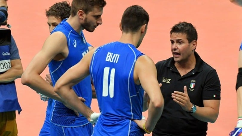 Volley: Blengini:  « Italia determinata alla Grand Champions Cup »