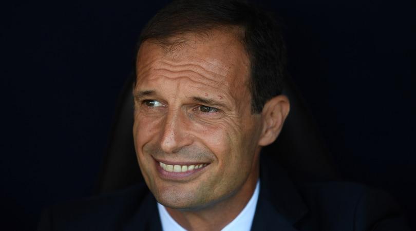 Juventus, Allegri: «Barcellona, saremo all'altezza»