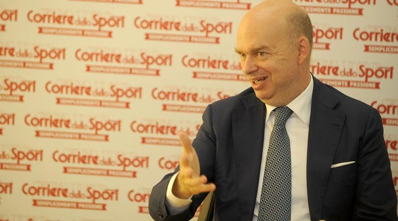 Fassone esclusivo: «Il Milan avrà un futuro d'oro»