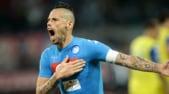 Hamsik miglior marcatore della storia del Napoli: raggiunto Maradona