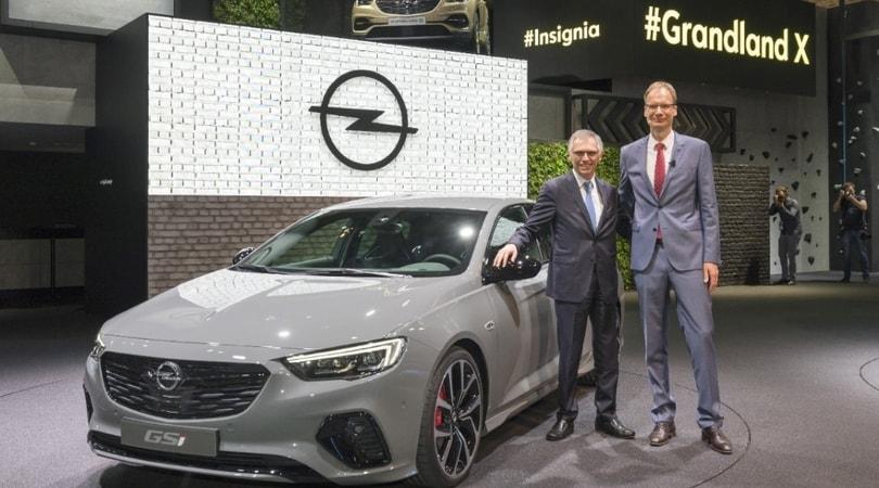 Le novità Opel al Salone di Francoforte