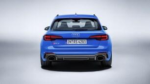 Audi RS4 Avant: foto